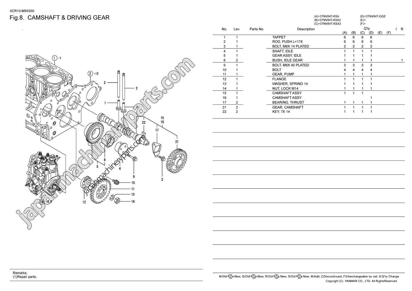 M14 Parts Diagram - Wiring Diagrams ROCK