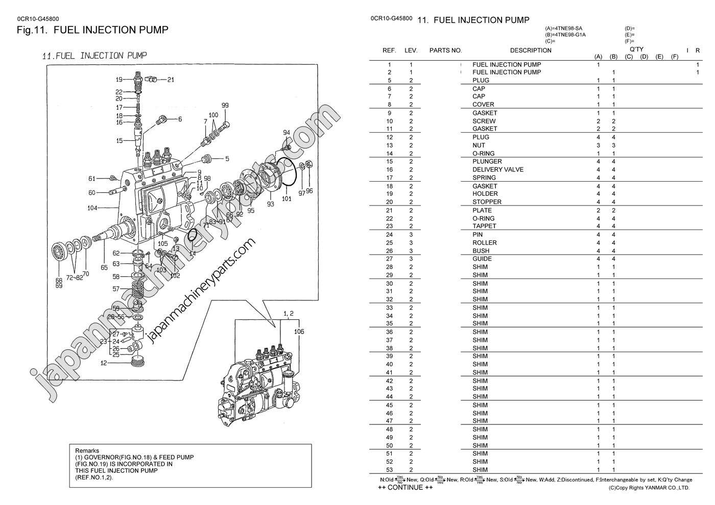 6699_1400x0_aed Yanmar Gm Engine Wiring Diagram on exhaust elbow, raw water impellers, injector puller, prop shaft coupler, marine starter, metal fuel line, engine identification, sea water pump, model 11889 parts list,