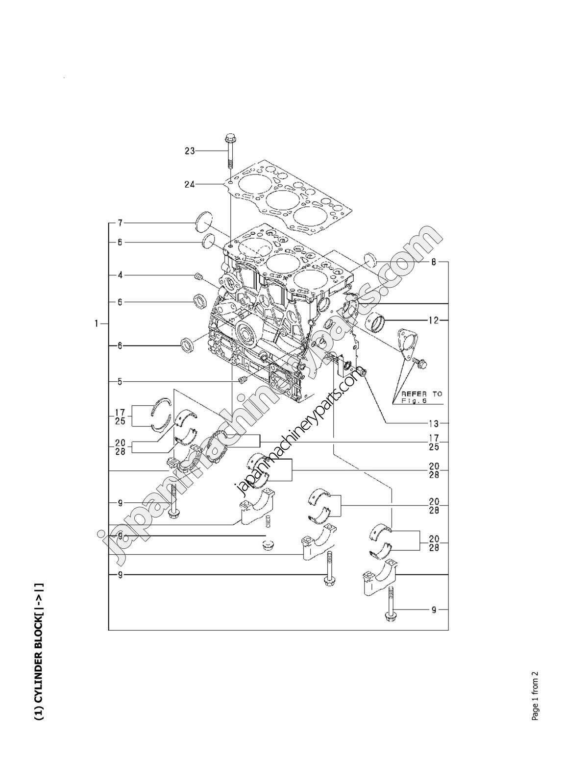 yanmar 4tne98 parts  yanmar  tractor engine and wiring diagram
