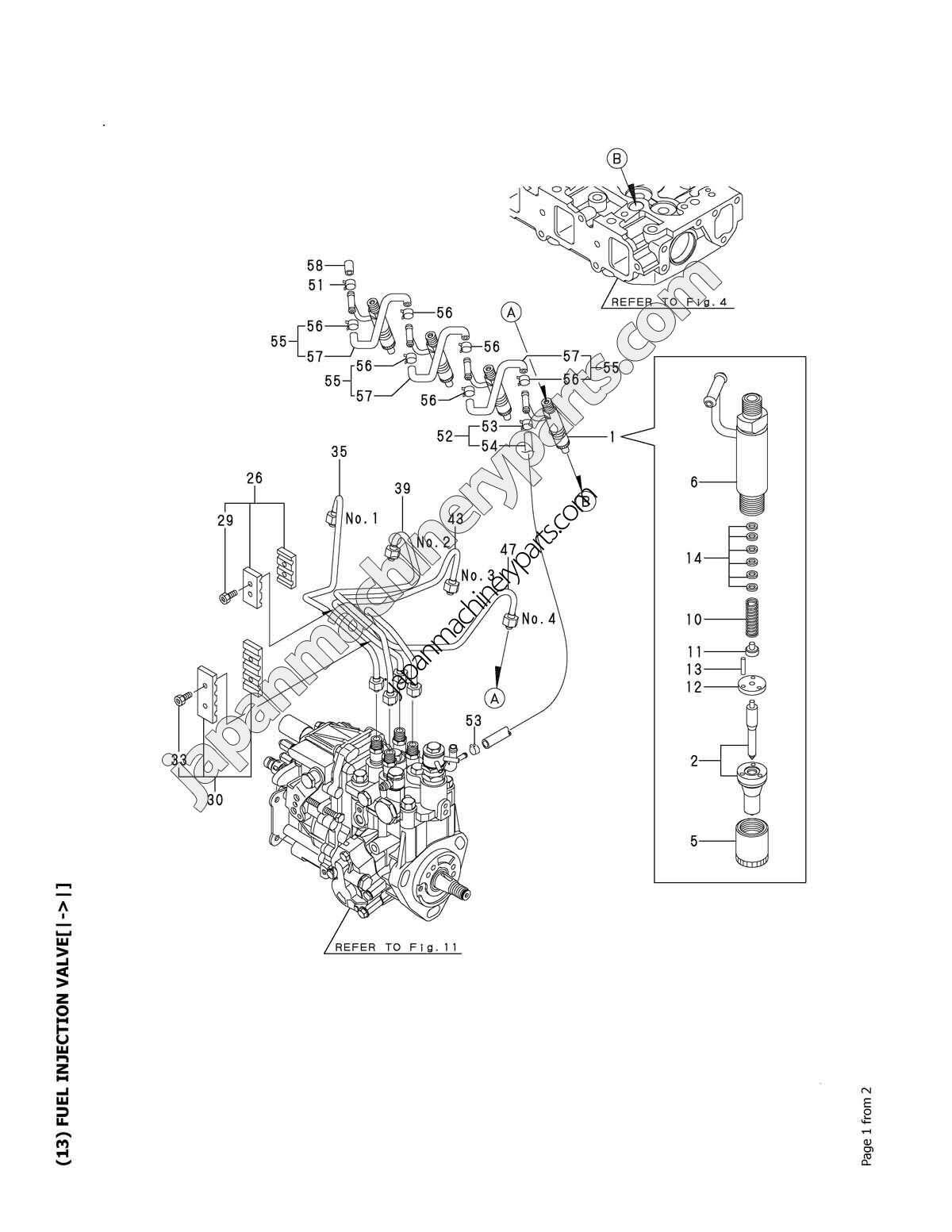 4tnv88 Yanmar Engine Wiring Diagram - Electrical wiring diagrams on