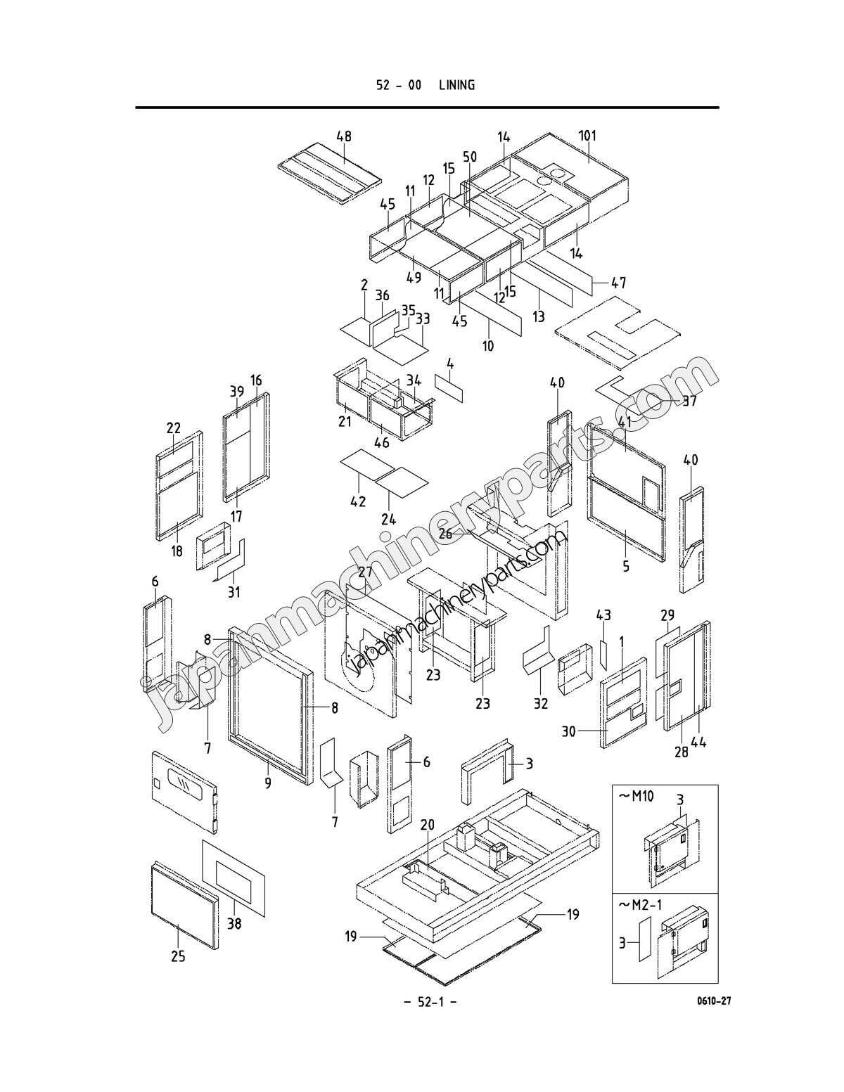 parts for airman sdg45as 6  7